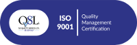 ISO QSL Cert - ISO 9001